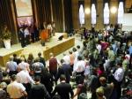 """Como """"un solo hombre,"""" dedicamos nuestro nuevo templo al Señor."""