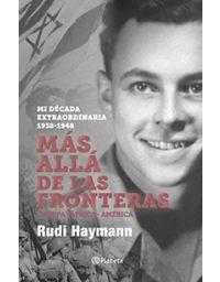 Libro Mas alla de las Fronteras, Rudi Haymann